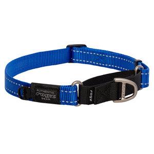 Rogz Hondenhalsband Utility Control Blauw
