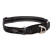 Rogz Dog Collar Utility Control Black