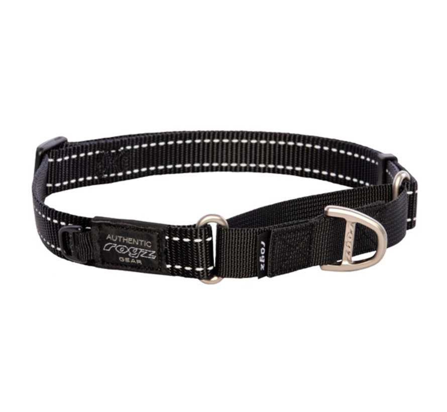 Dog Collar Utility Control Black