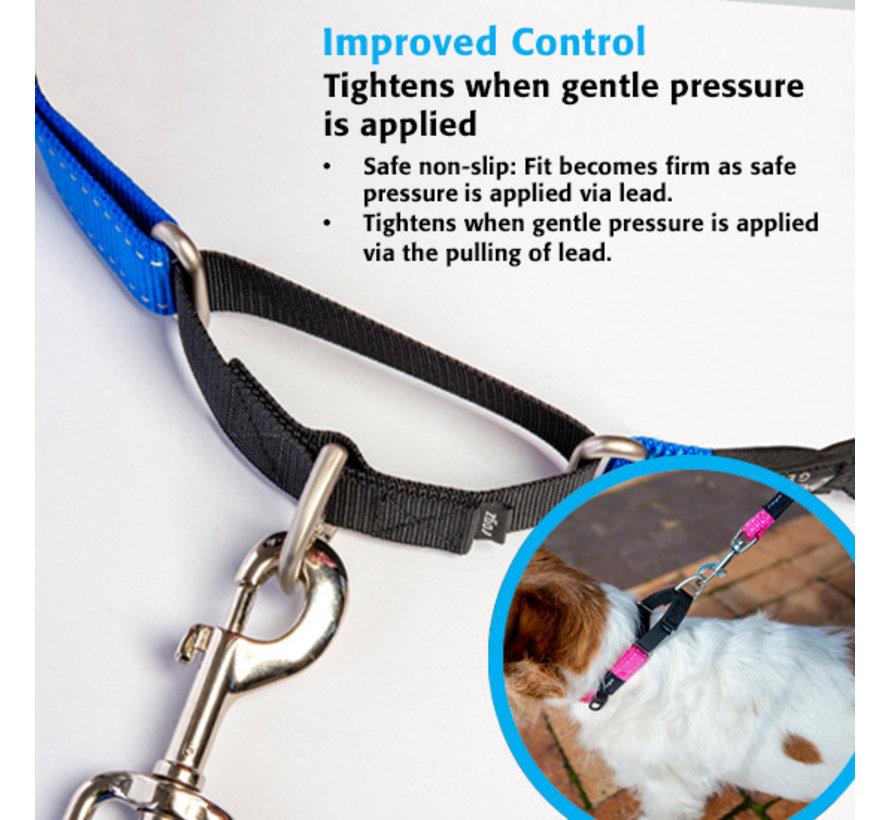 Dog Collar Utility Control Pink