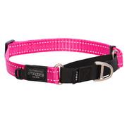 Rogz Dog Collar Utility Control Pink
