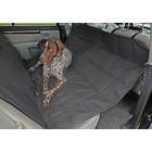 Petego Dog Blanket for rear seat Hammock Anthracite