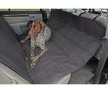 Petego Dog Blanket for rear seat Hammock Anthracite