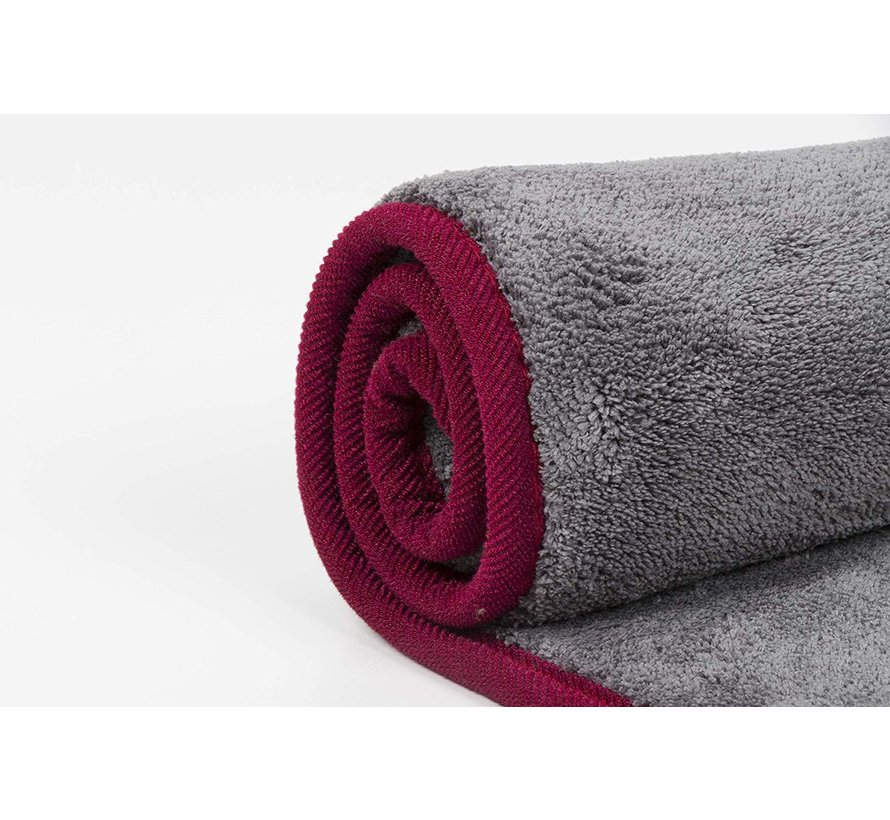 Dog Dry Blanket Ruby