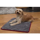 TrendPet Dog Dry Blanket Ruby