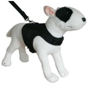 Doxtasy Dog Harness Jacket Mesh Black