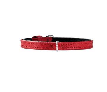 Hunter Dog Collar Tiny Petit Red