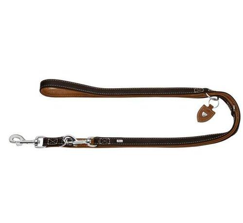 Hunter Dog Leash Tara Brown / Cognac