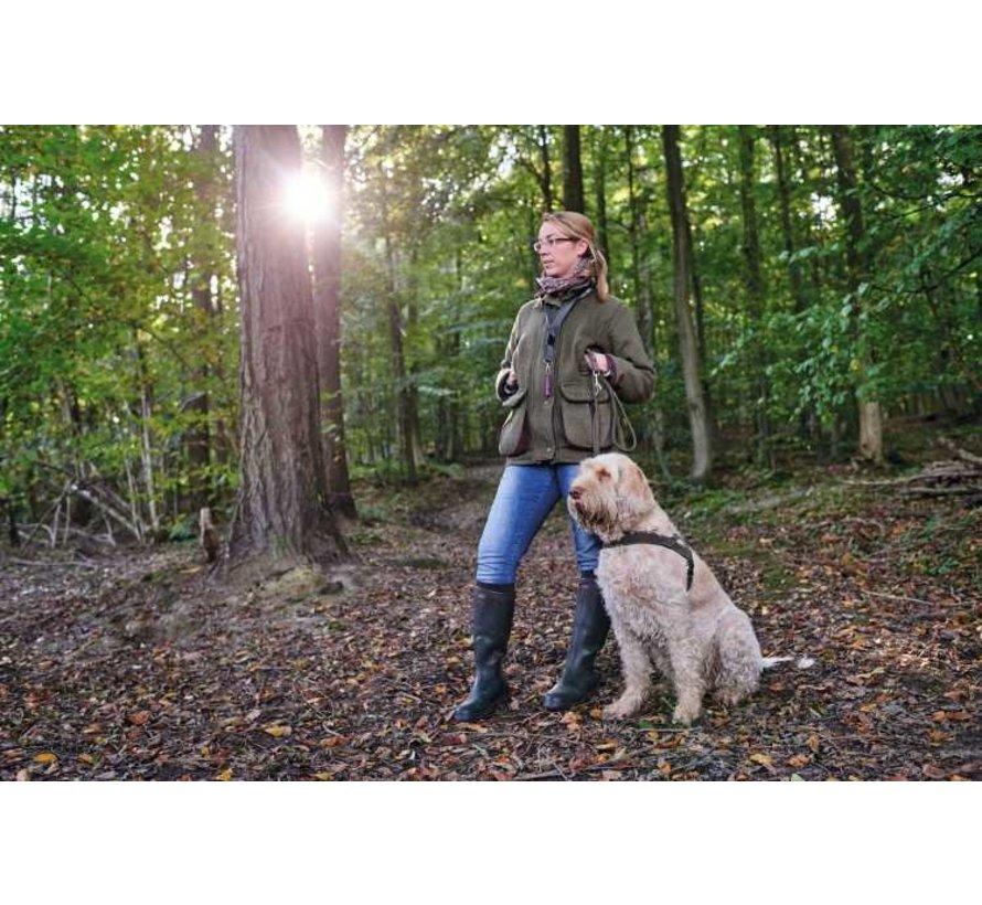 Dog Leash Hunting Green