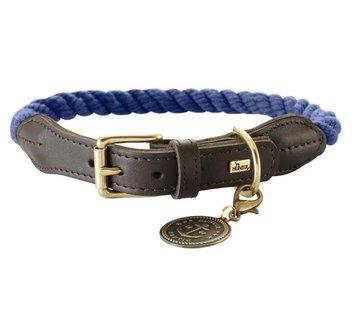 Hunter Hondenhalsband List Blauw