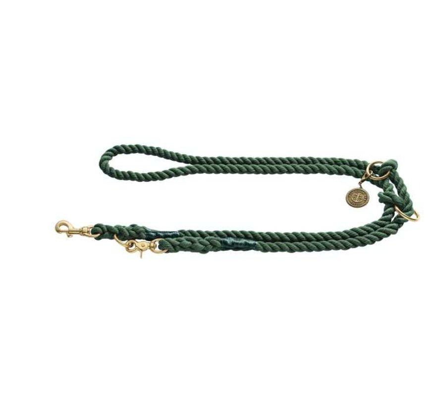 Adjustable Dog Leash List Olive