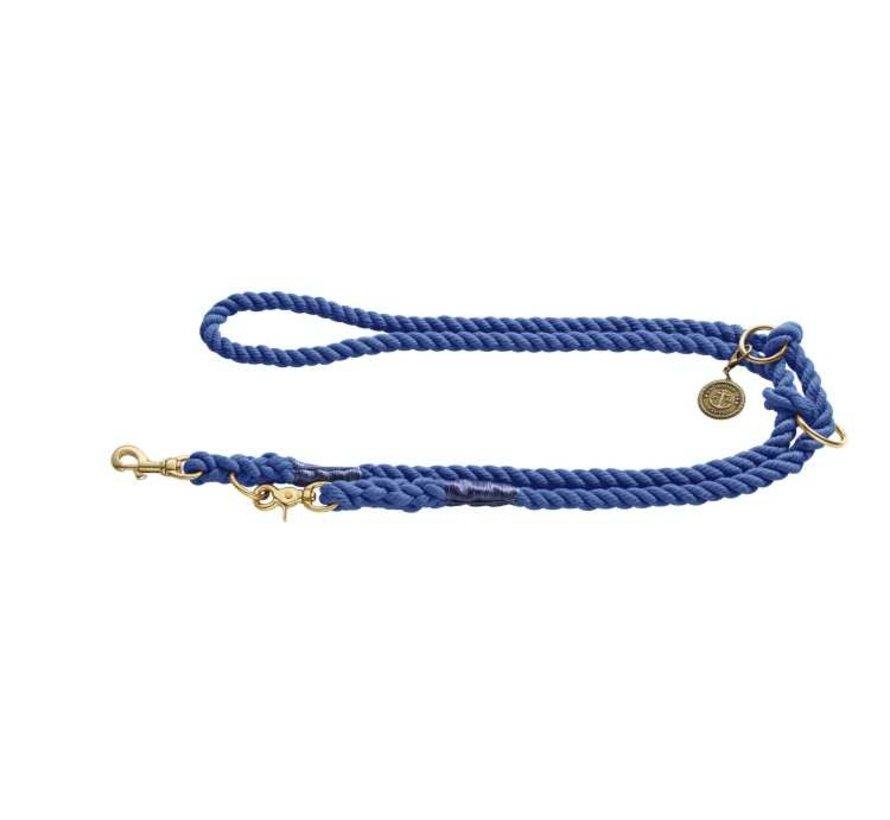 Adjustable Dog Leash List Blue