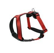 Hunter Dog Harness Neoprene Red