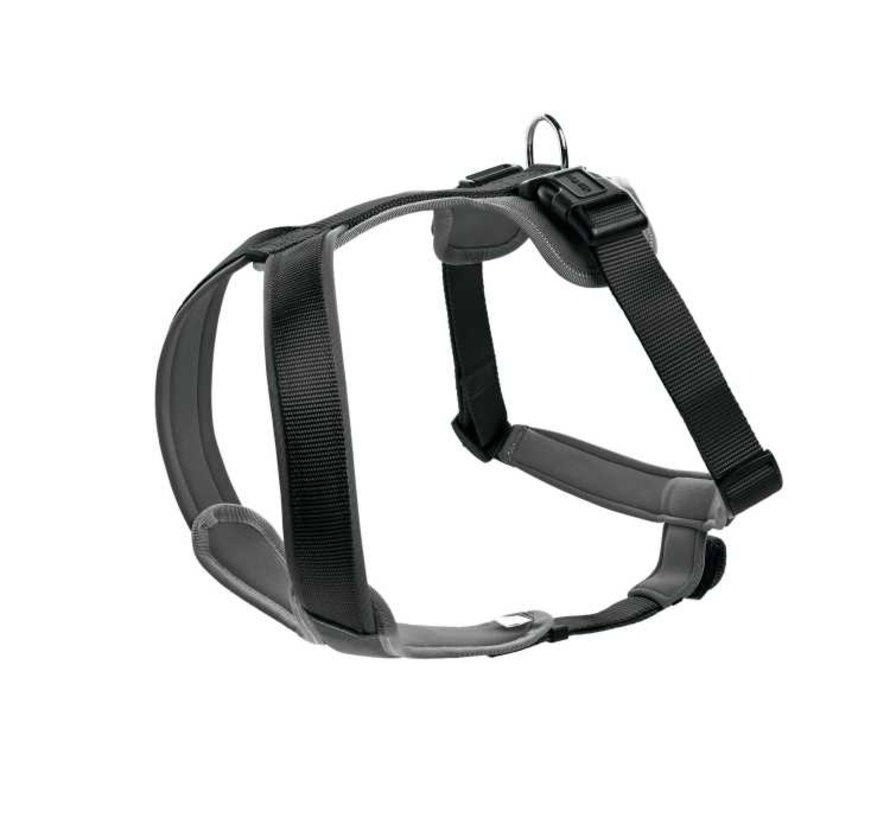 Dog Harness Neoprene Black