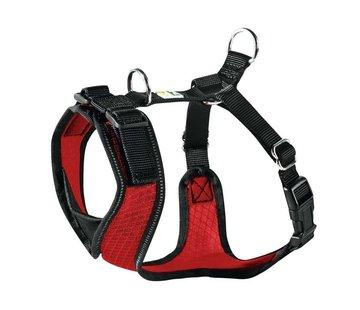 Hunter Dog Harness Manoa Vario Rapid Red