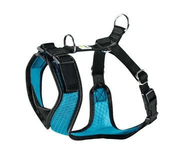 Hunter Hondentuig Manoa Vario Rapid Blauw