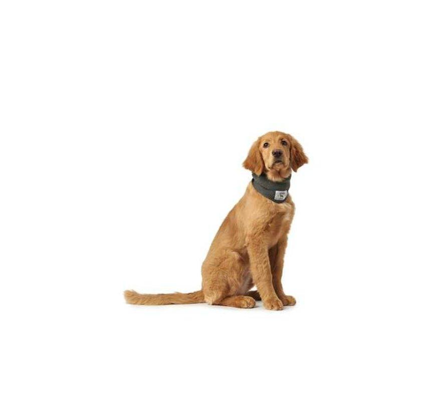Dog Scarf Nancy Grey