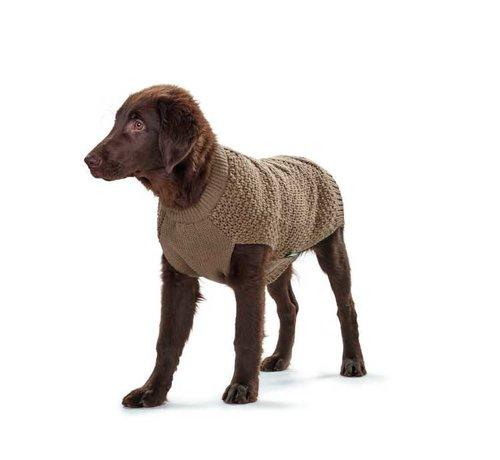 Hunter Dog Sweater Malmö Beige