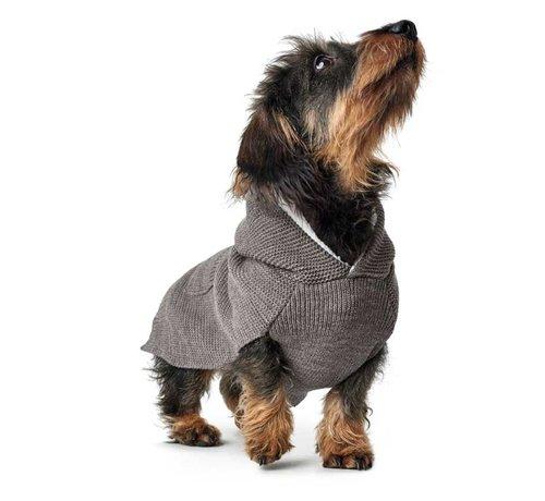 Hunter Dog Sweater Rögla Grey