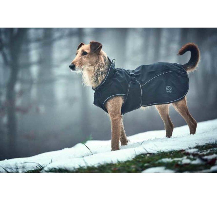 Dog Coat Uppsala Black