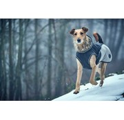 Hunter Dog Coat Uppsala Cozy Grey