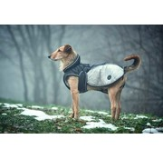 Hunter Dog Coat Uppsala Extreme Grey