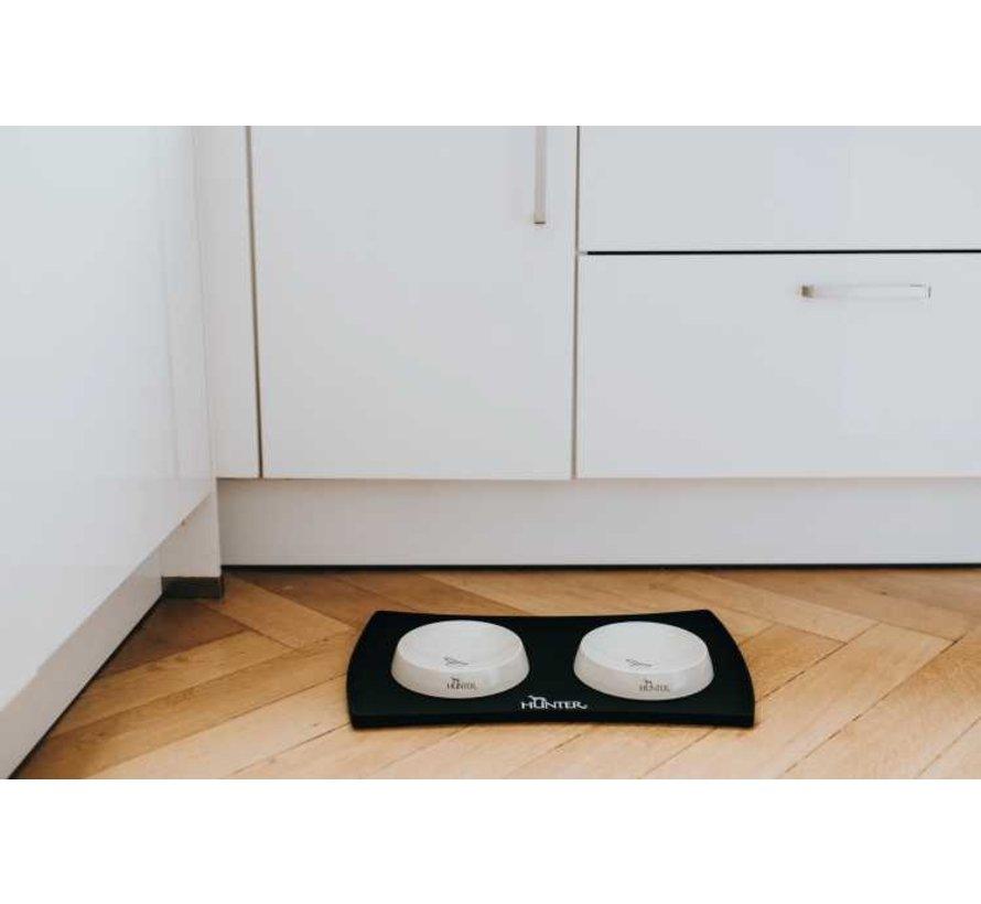 Food Bowl Base Selection Black