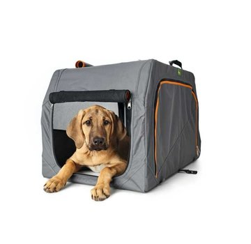 Hunter Foldable Dog Crate Aluminium Frame