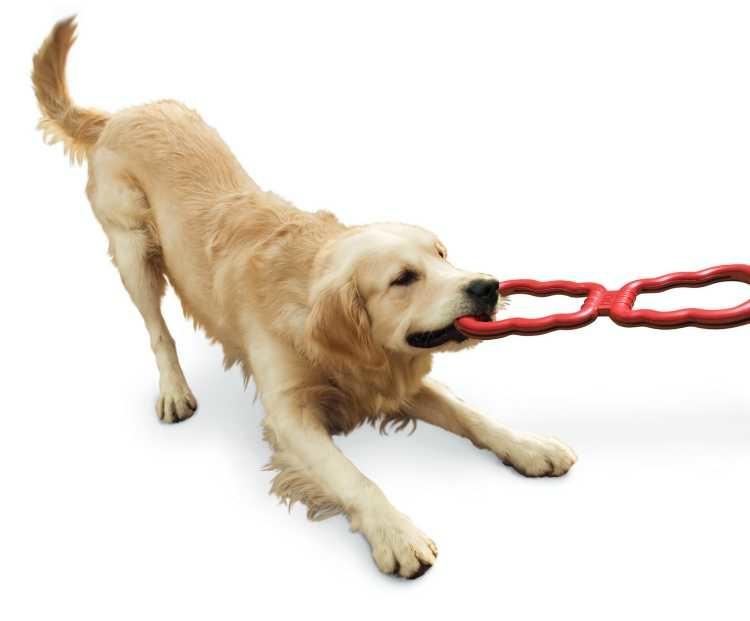 Hondenspeelgoed Tug