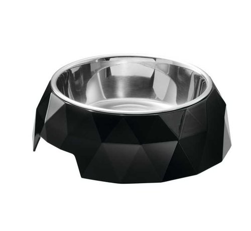 Hunter Bowl Melamine Kimberley Black