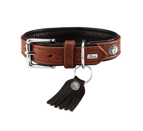 Hunter Dog Collar Cody Cognac
