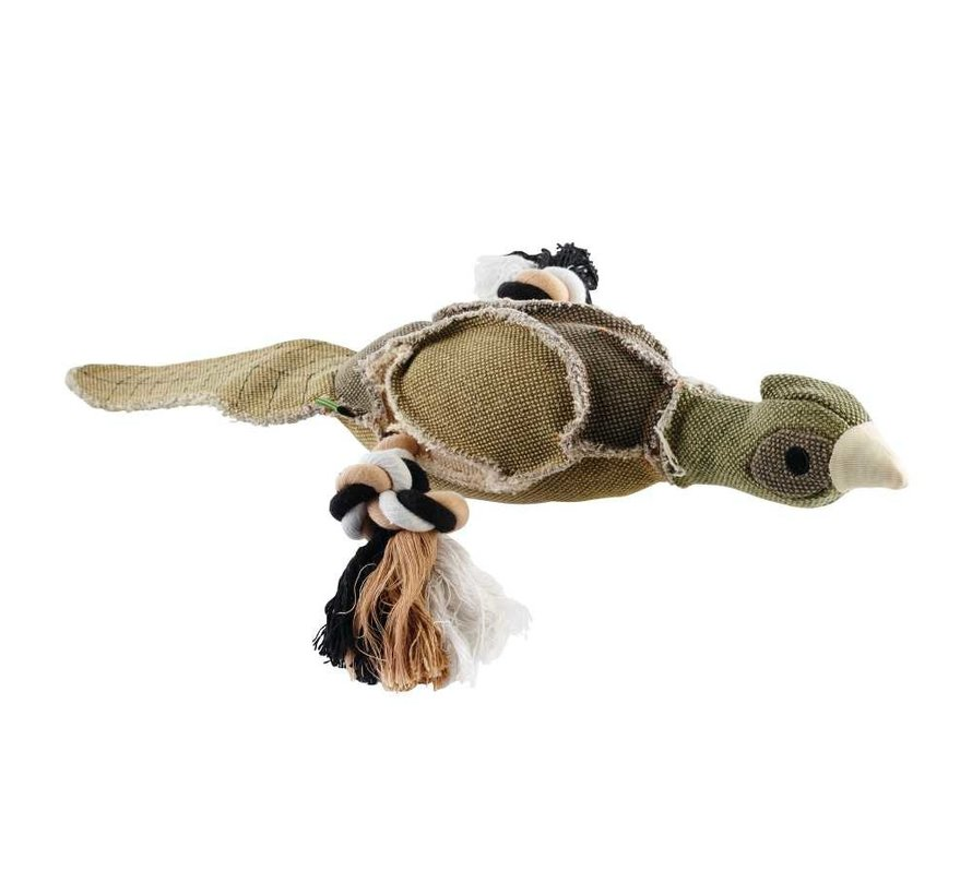 Dog Toy Canvas Wild Duck