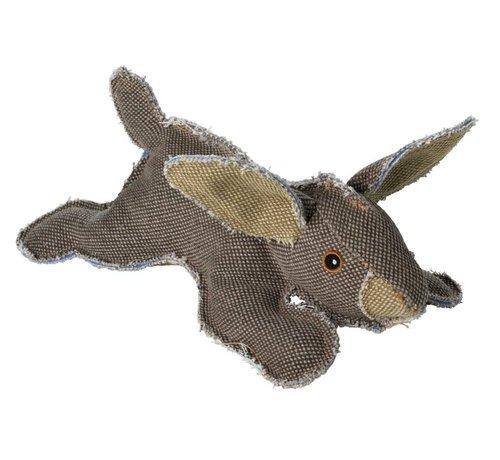 Hunter Hondenspeelgoed Canvas Wild Rabbit