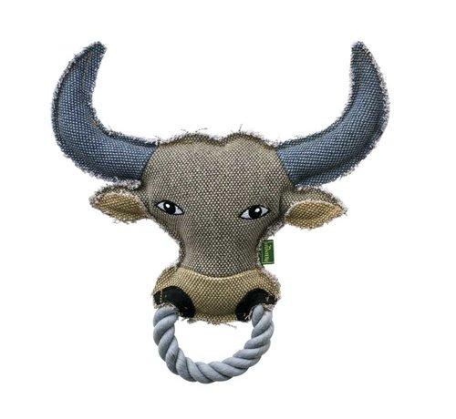 Hunter Hondenspeelgoed Canvas Ring Ox