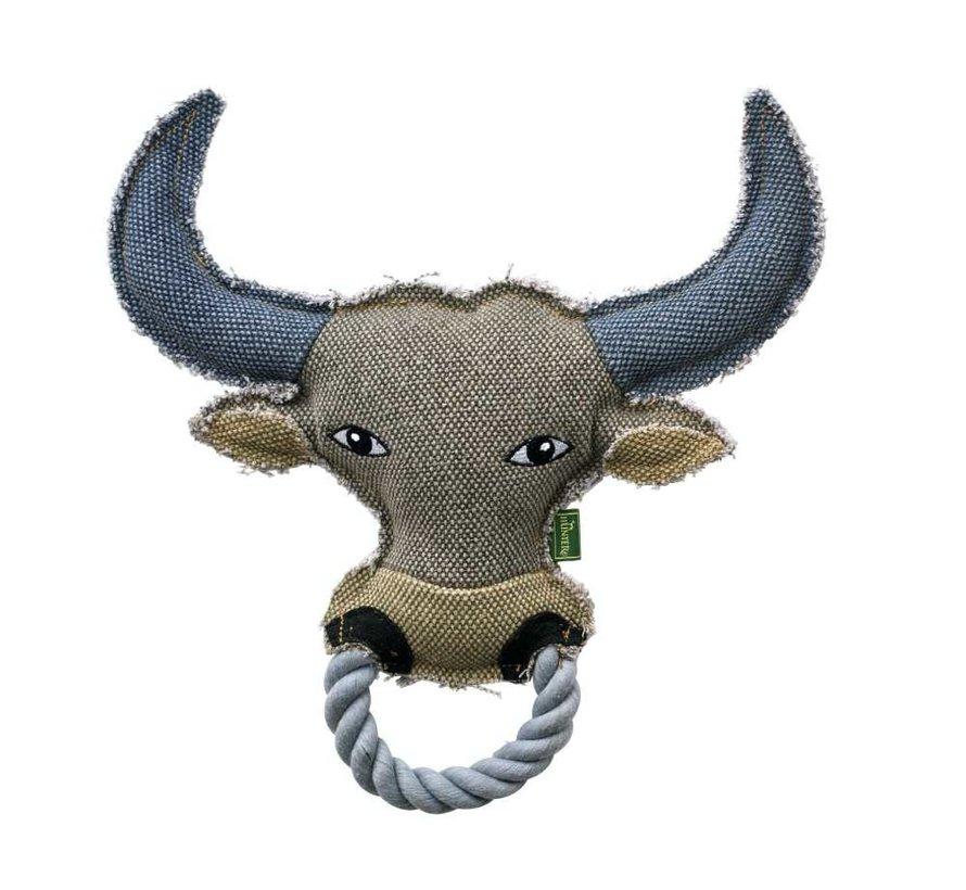 Hondenspeelgoed Canvas Ring Ox