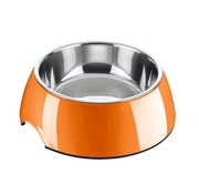 Hunter Bowl Melamine Orange