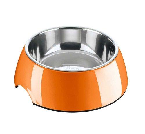 Hunter Bowl Melamine Orange