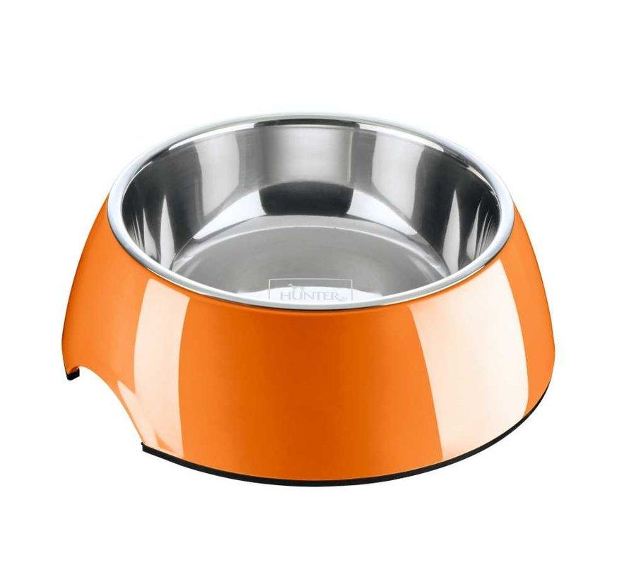 Bowl Melamine Orange
