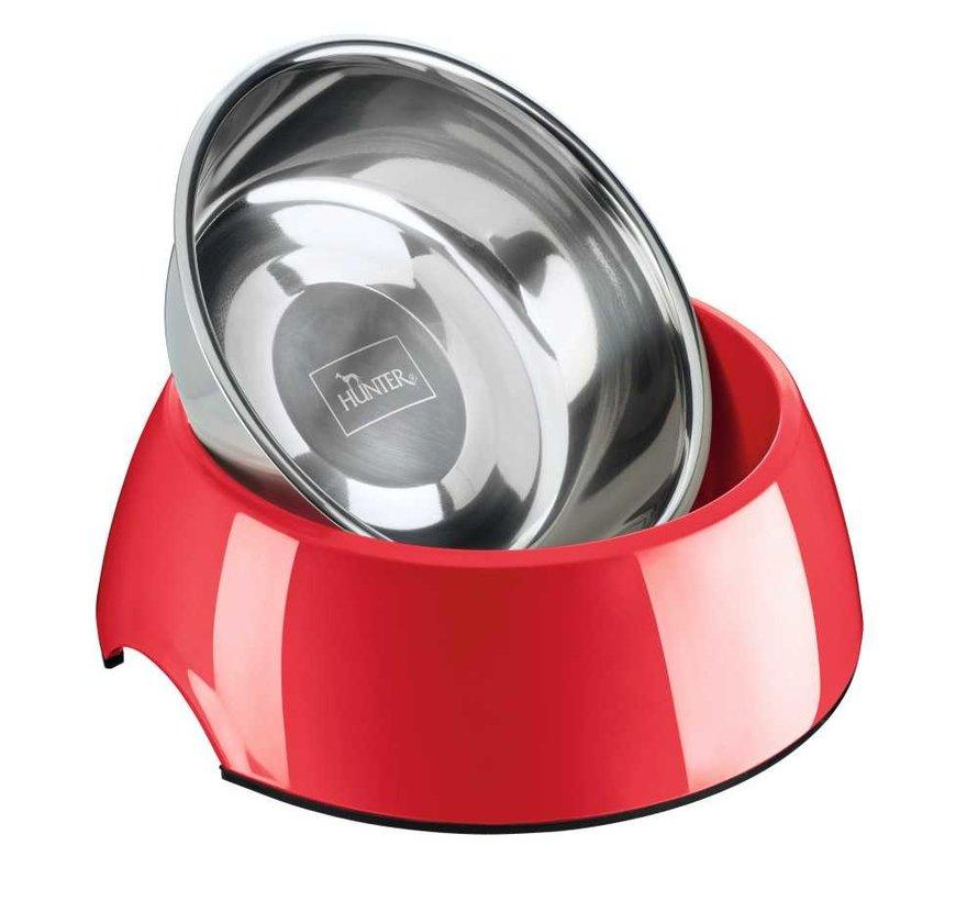 Bowl Melamine Red
