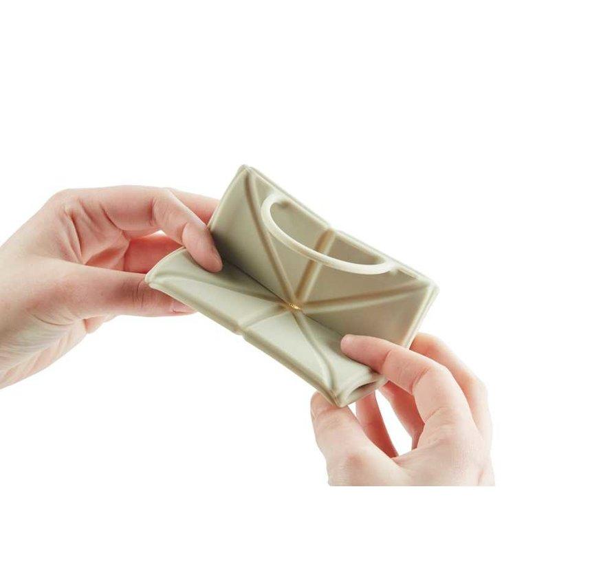 Foldable Travel Bowl List Beige