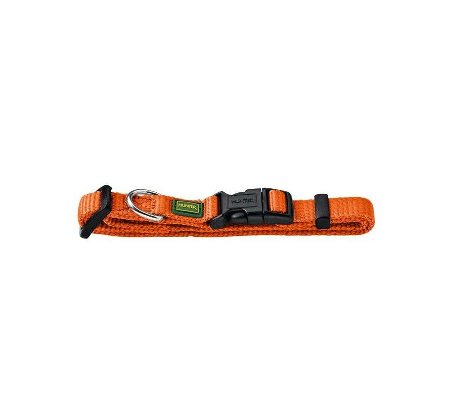 Dog Collar Vario Basic Orange