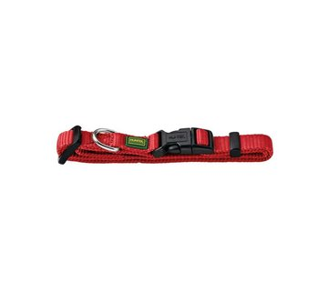Hunter Hondenhalsband Vario Basic Rood