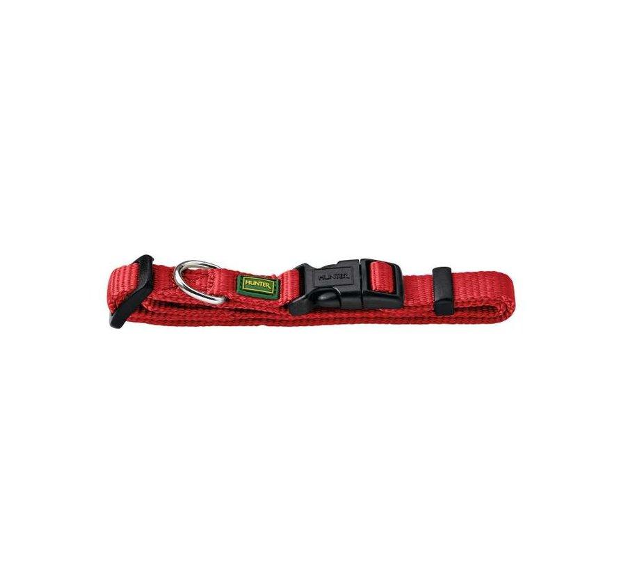 Dog Collar Vario Basic Red