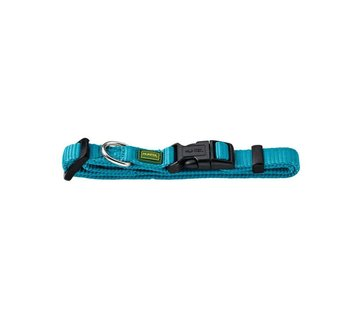 Hunter Hondenhalsband Vario Basic Teal