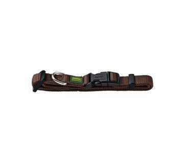 Hunter Hondenhalsband Vario Basic Bruin