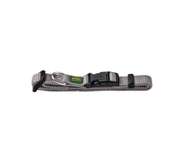 Hunter Dog Collar Vario Basic Grey