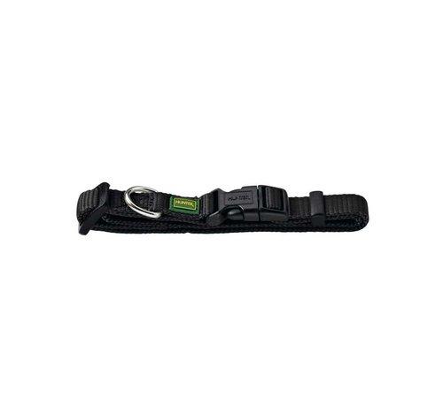 Hunter Hondenhalsband Vario Basic Zwart