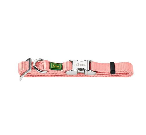 Hunter Hondenhalsband Vario Alu Strong Roze