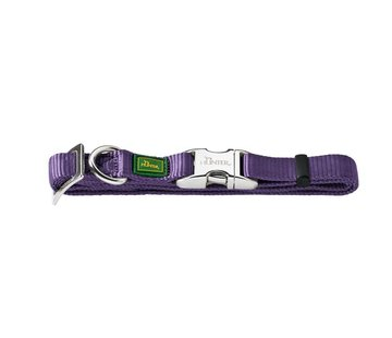 Hunter Dog Collar Vario Alu Strong Violet