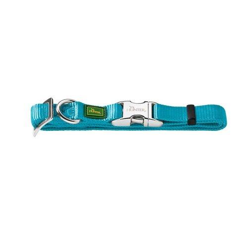 Hunter Dog Collar Vario Alu Strong Teal